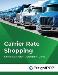 carrier rate shopping
