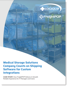 shipping software custom integrations